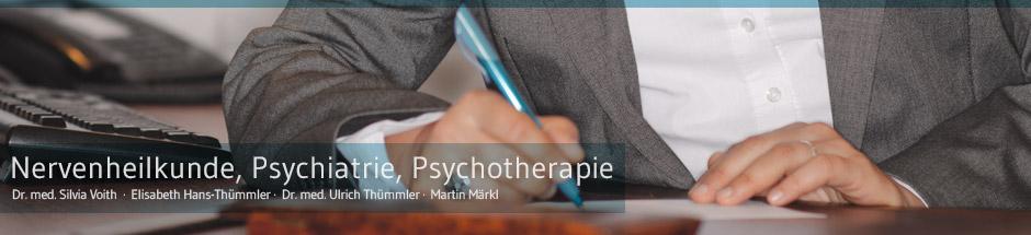 Nervenheilkunde und Psychiatrie