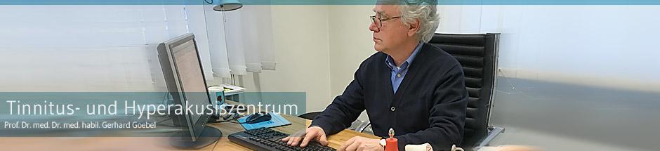 Prof. Dr. med. Dr. med. habil. Gerhard Goebel